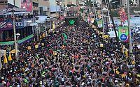 Carnaval de Salvador: arrastão vai do Farol da Barra até Ondina