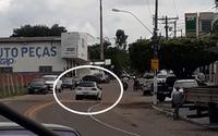 Delmiro: polícia tem imagens de carro supostamente usado em duplo homicídio