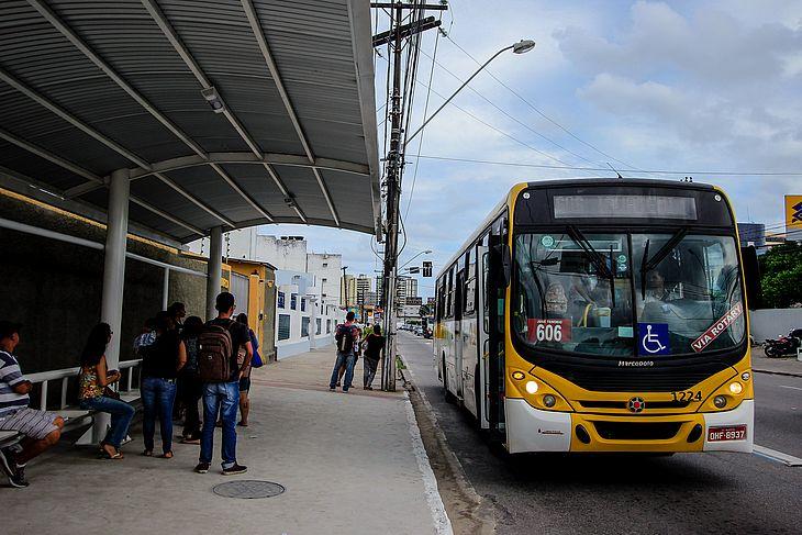Parada de ônibus na Tomás Espíndola vai sofrer alterações