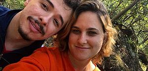 Dia dos Namorados: Karen Sayão e Lucas Alves se conheceram durante a pandemia por meio de um aplicativo
