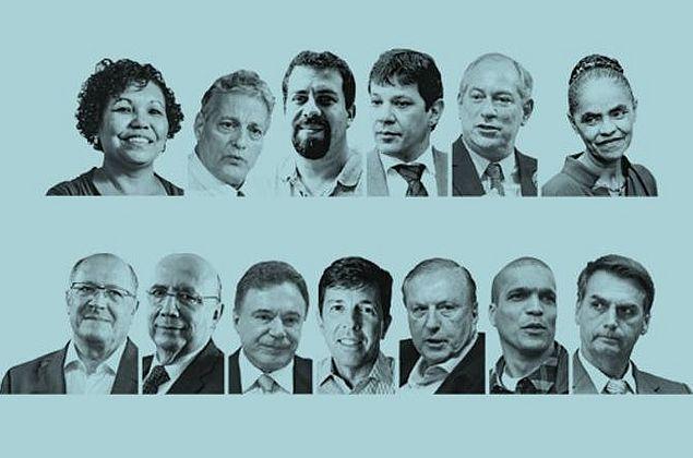 Ibope: sob ataque, Bolsonaro estaciona em 28%; Haddad vai a 22%