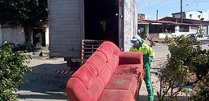 Saiba como descartar resíduos volumosos em Maceió
