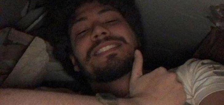 Jovem que sobreviveu a desabamento em Fortaleza mandou selfie para grupo da família