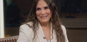 Regina Duarte convoca apoiadores para ato contra Congresso