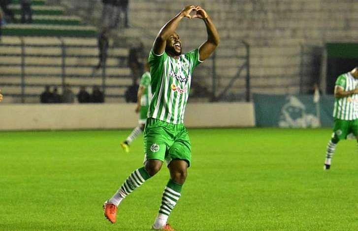 Bruno Alves conquistou o acesso à Série B com o Juventude