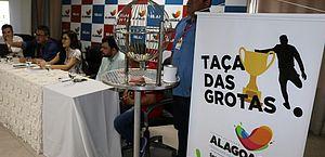 Definidos os confrontos da primeira fase da Taça das Grotas 2019