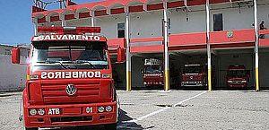 Bombeiros são acionados para incêndio em fábrica de pamonhas em Maceió