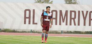 Em mais uma temporada nos Emirados Árabes, Eltonespera grande ano no Al Hamriyah