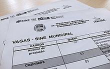 Oportunidade: Sine Maceió disponibiliza mais de 50 vagas de emprego