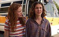 Set de filmagens de Stranger Things pega fogo nos EUA; veja vídeo