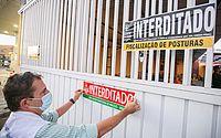 Prefeitura de Maceió interdita bar por descumprimento de decreto