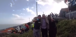 28 turistas morrem em acidente de ônibus na Ilha da Madeira, em Portugal; veja vídeo