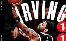 Brooklyn Nets afasta Kyrie Irving por recusa à vacina contra Covid-19