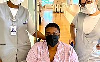 Cacau Protásio recebe alta após 13 dias internada com pancreatite