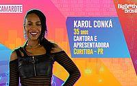 Karol Conká e Carla Diaz estarão no BBB21; veja lista de participantes