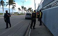 Desde o início das fiscalizações, 214 condutores já foram autuados por descumprirem decreto