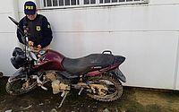 Polícia recupera veículo roubado e prende motorista por crime de receptação