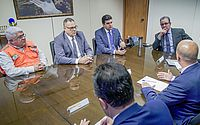 Em Brasília, Rui Palmeira solicita novos estudos para região do Pinheiro