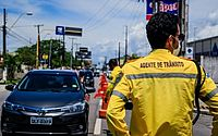 Obra no Distrito Industrial modifica itinerário de linhas de ônibus; confira