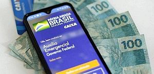 Auxílio Emergencial: Caixa paga parcela de R$ 300 a 1,6 milhão de beneficiários do Bolsa Família nesta segunda