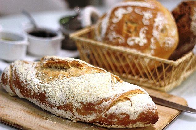 Em alta: pão de fermentação natural
