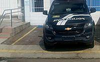 Comerciante é preso após dar paulada para encerrar briga no mercadinho em Marechal Deodoro