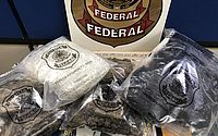 PF prende passageira transportando droga no Aeroporto Zumbi dos Palmares
