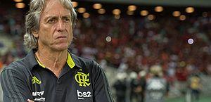 Flamengo renova com Jorge Jesus até junho de 2021 por 4 milhões de euros