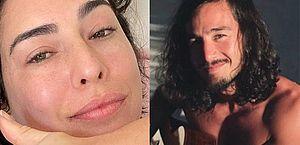 "Fernanda Paes Leme se recusa a ver suposto nude de Tiago Iorc e dá motivo sincero: ""Acordei carente"""