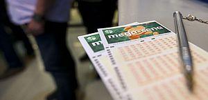 Mega-Sena paga neste sábado prêmio de R$ 40 milhões