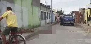 Homem é morto a tiros próximo ao Fórum de Campo Alegre
