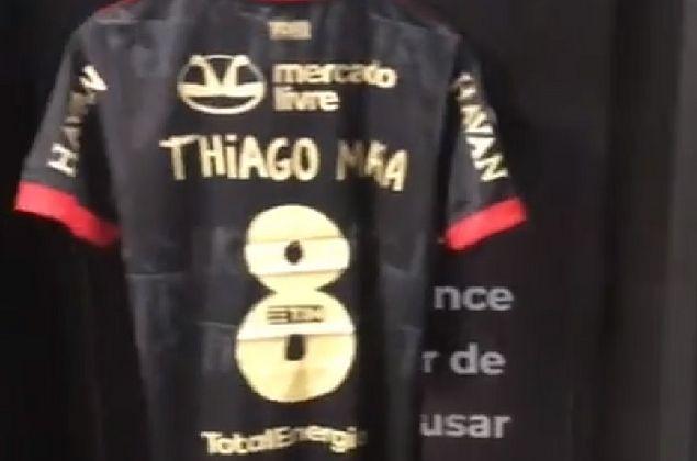 Flamengo homenageia instituição alagoana com 3º uniforme