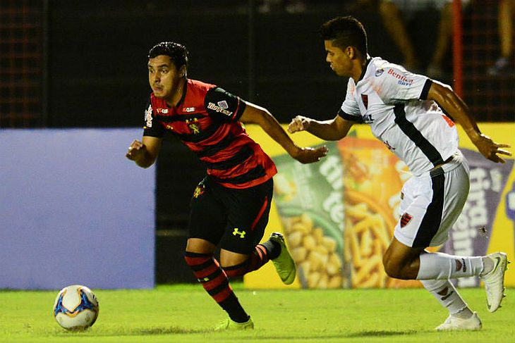 Alisson Farias disputou 10 jogos pelo Leão e não balançou as redes nesta temporada