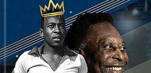 Clubes e astros do futebol prestam homenagem pelos 80 anos de Pelé