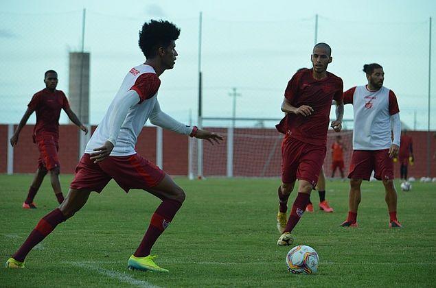 Motivado para 2021, Ewerton Páscoa espera grande temporada pelo CRB