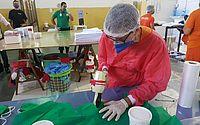 Seris já contabiliza 145 mil máscaras confeccionadas durante pandemia