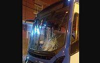 Colisão entre moto e ônibus deixa duas pessoas mortas em João Pessoa