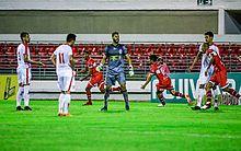 Euforia no gol de Everton Sena toma conta dos jogadores do CRB