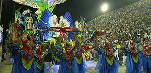 Prefeitura do Rio espera receber quase 500 mil pessoas no Sambódromo