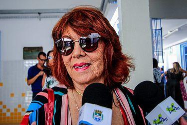 Maria Ligia Pimentel – Irmã de Kátia Pimentel Assunção