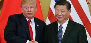 Em telefonema, Xi Jinping oferece ajuda a Trump no combate ao coronavírus