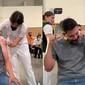 Mexicano faz escândalo por medo de vacina e vídeo roda o mundo; assista