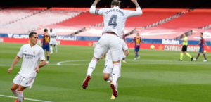 Real Madrid vence clássico com Barcelona em pleno Camp Nou