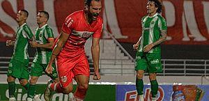 CRB vence Juventude com gol de Léo Gamalho, mas se despede da Copa do Brasil