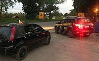 PRF prende homem com cocaína após perseguir veículo na BR-104, em Rio Largo