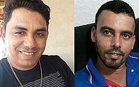 Fabio e Ricart foram assassinados a tiros