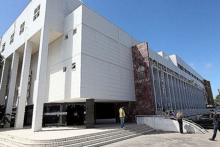 O julgamento aconteceu no Forum da Capital, no Barro Duro