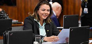 Para a relatora, senadora Leila Barros, proposta é um avanço necessário e vai aprimorar Lei Maria da Penha