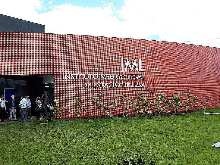 Sede do IML em Maceió