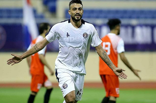 Everton fala sobre desejo de conquistar artilharia no Al Adalah e acesso com o clube